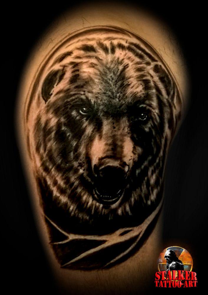 Студия Tattoo STALKER ART, фото №30
