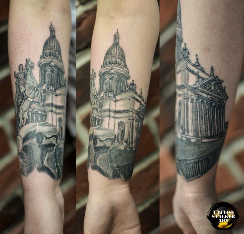 Студия Tattoo STALKER ART, фото №11