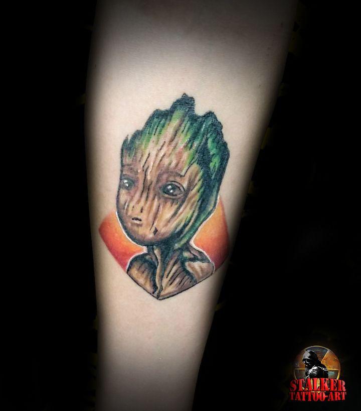 Студия Tattoo STALKER ART, фото №43