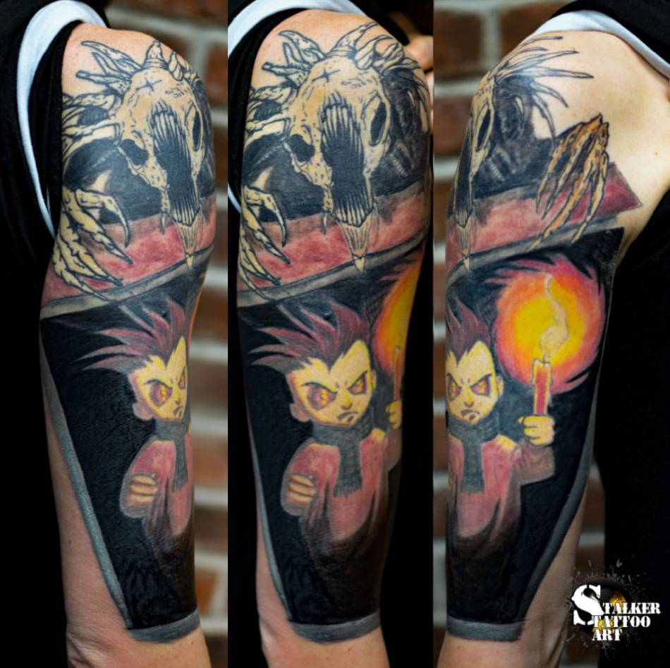 Студия Tattoo STALKER ART, фото №29