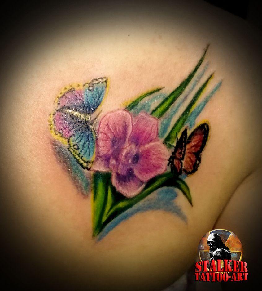 Студия Tattoo STALKER ART, фото №42