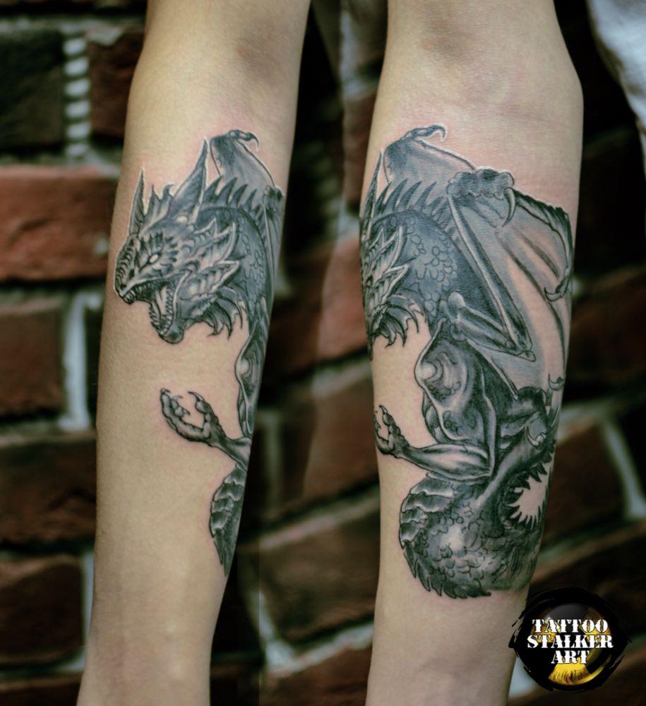 Студия Tattoo STALKER ART, фото №14