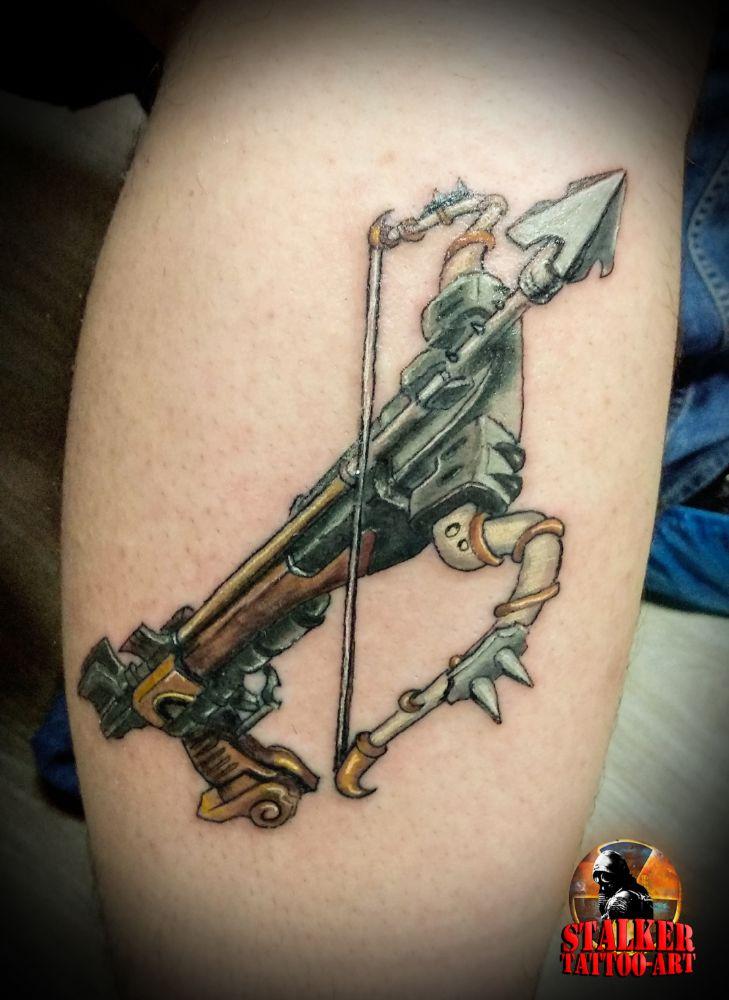 Студия Tattoo STALKER ART, фото №5