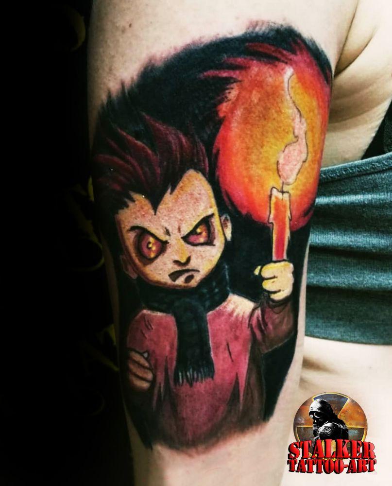 Студия Tattoo STALKER ART, фото №12